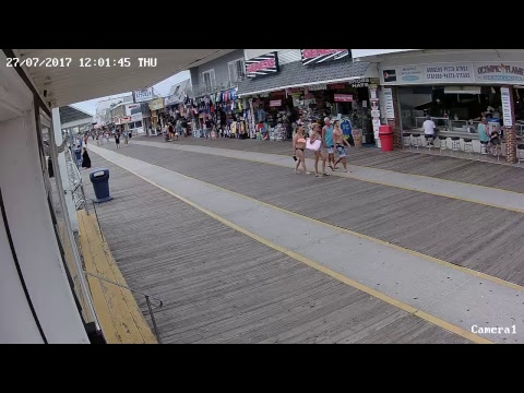 Live Wildwood Boardwalk Cam