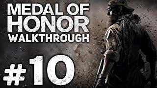 Прохождение Medal of Honor 2010 - Часть #10 - День 2: СПАСЕНИЕ СПАСАТЕЛЕЙ [ФИНАЛ]