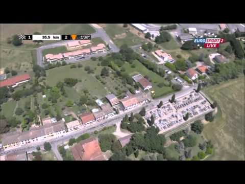 Route du Sud  2015  -  in France. Stage 4      REVEL - GAILLAC