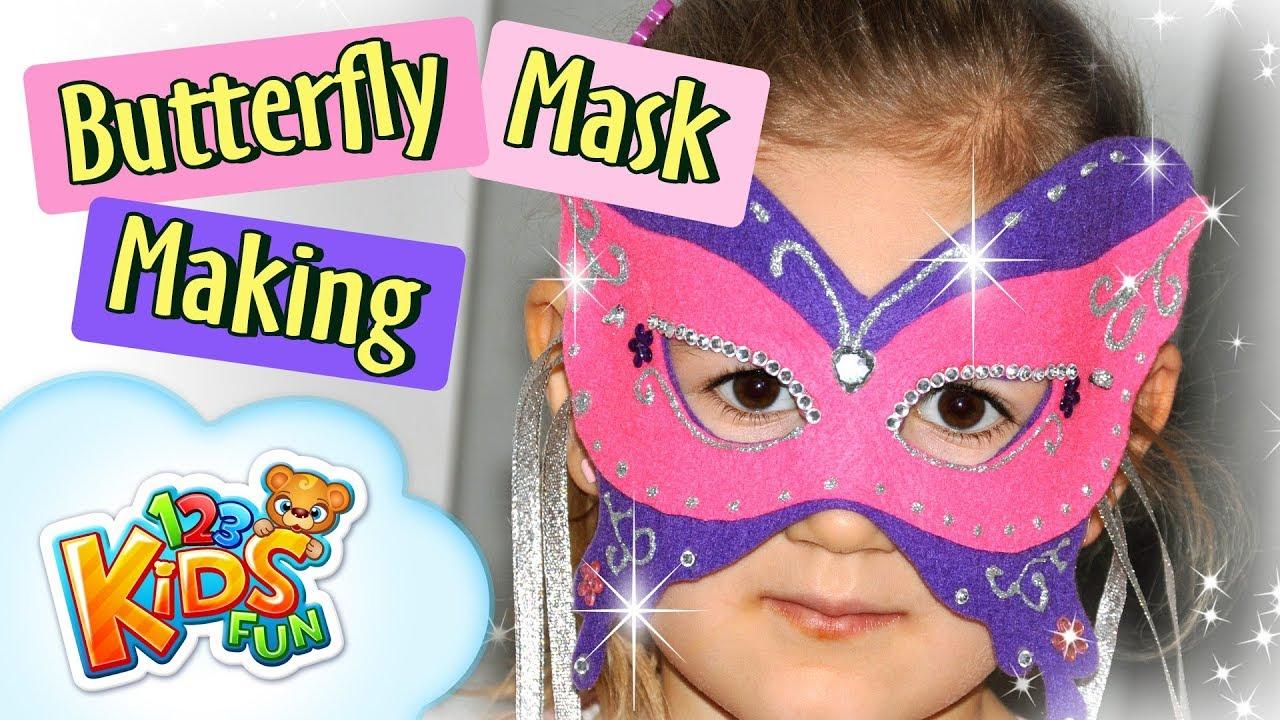 glitter surgical mask