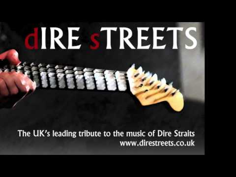 Down to the Waterline: Dire Streets tribute band