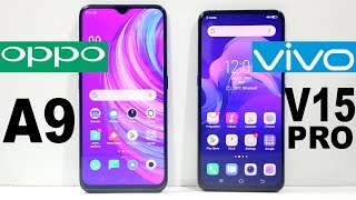 Oppo A9 Vs Vivo V15 Pro Speed Test