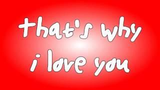 Avril Lavgine ● I love you ● Lyrics on screen ● HD