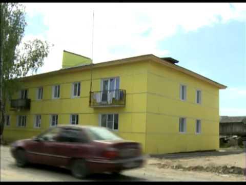 В Ярославской области жители Тутаева жалуются на «золотой» ремонт рухнувшего дома