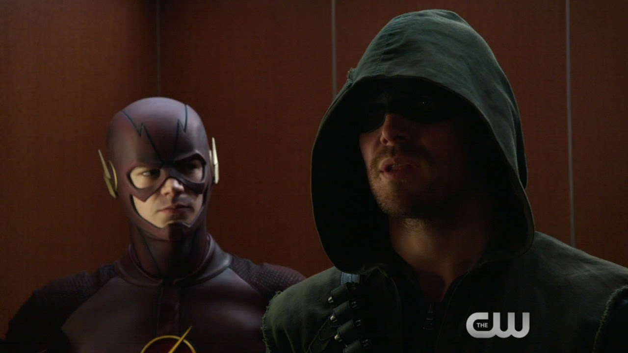 Download Arrow and The Flash - Superhero/Supervillain Fight Club