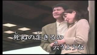 作詞:水木かおる、作曲:市川昭介。
