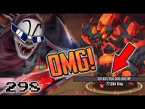 ULTIMO GOLPE?? - IMIGBO VS TITAN!! EPICOOOO!!😱😱 - Monster Legends #298