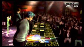 Green Day: Rock Band PS3 Gameplay (AVerMedia Game Capture HD Test)
