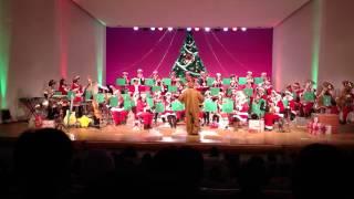 太宰府市民吹奏楽団クリスマスコンサート2012