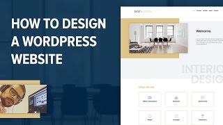 Elementor İle WordPress Bir web Sitesi Yapmak için nasıl