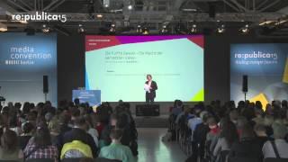 Repeat youtube video MEDIA CONVENTION 2015 - Bernhard Pörksen: Die fünfte Gewalt. Die Macht der vernetzten Vielen