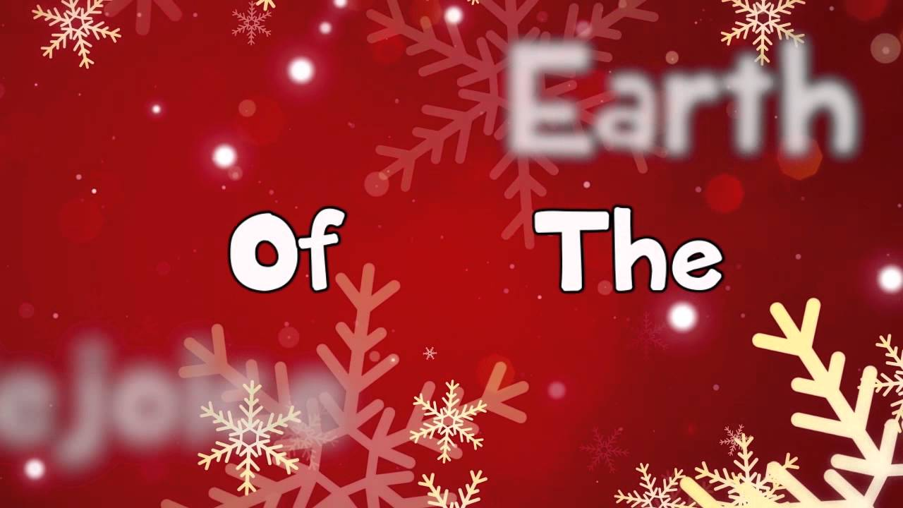 Born Is The King (It's Christmas) - Hillsong Lyric Video - YouTube