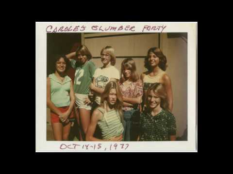 Polaroid Prints of Girls in the 1970s