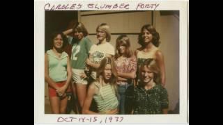 Polaroid Prints of Girls in the 1970s