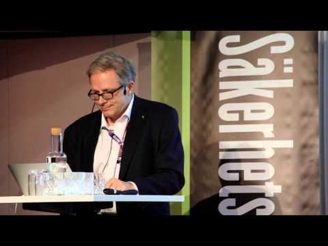 Säkerhetsdagen 2014 Staffan Truvé, Recorded Future