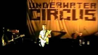 UNDERWATERCIRCUS Song 4 Michelle LIVE 10.05.2003 München Muffathalle