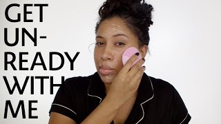 Get Unready With Me: Nightly Skincare Routine For Eczema Prone Skin | Sephora