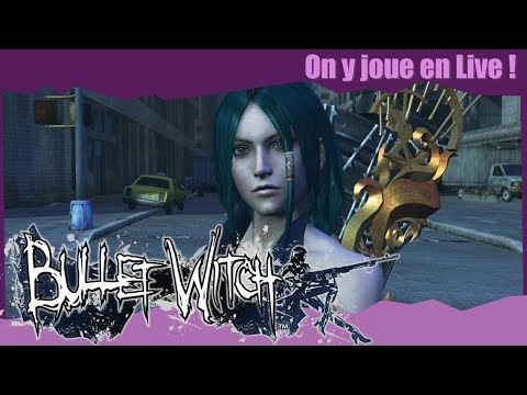 Bullet Witch - [Jeu Terminé] - Ma Sorcière Mal Aimée