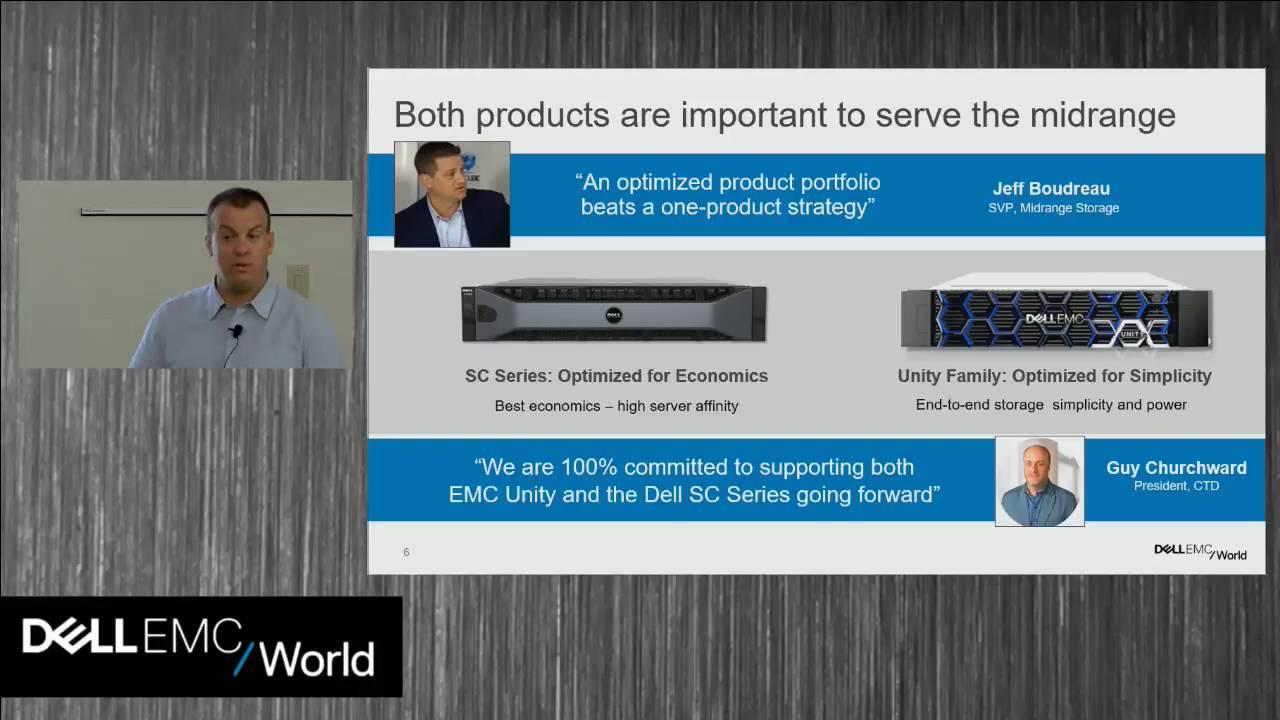 Mt43 Brian Henderson Scott Desbles Dell Emc Midrange Storage Portfolio