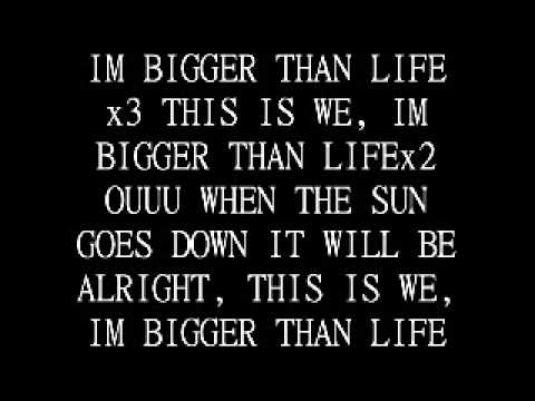 Rich Gang Birdman - Bigger Than Life (Lyrics) ft. Chris Brown, Tyga, & Lil Wayne