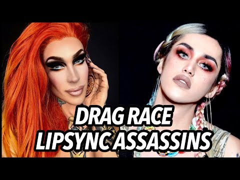 10 Drag Race Lip Sync Assassins