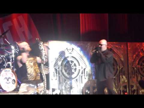 Five Finger Death Punch ft. Rob Halford - Lift Me Up Live Birmingham LG Arena 05.12.2013