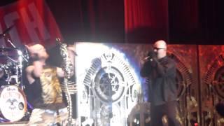 Five Finger Death Punch ft. Rob Halford - Lift Me Up Live Birmingham LG Arena 05.12.2013