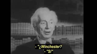 Bertrand Russell habla de Filosofía