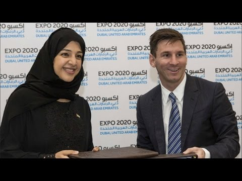 Lionel Messi Becomes Dubai Expo 2020 Global Ambassador