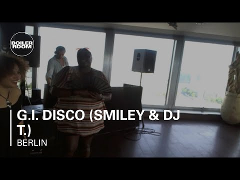 G.I. Disco (Smiley & DJ T.) Boiler Room Berlin DJ Set