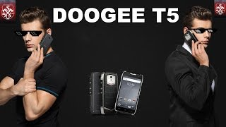 dOOGEE T5 - Смартфон который можно переодеть