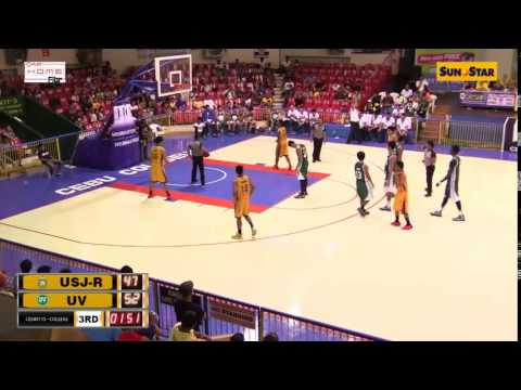 replay uv green lancers vs usj r jaguars part 6 youtube