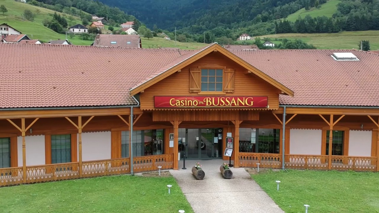 CASINO JEUX BUSSANG