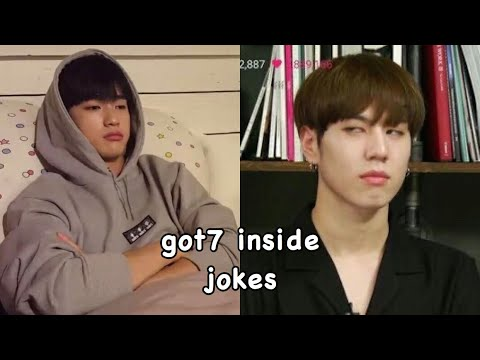 Got7 Inside Jokes