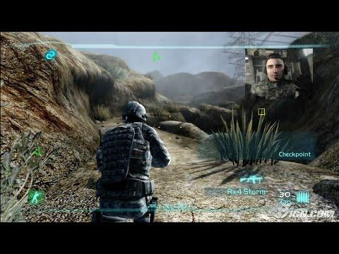 Красивая Игра про СПЕЦНАЗ БУДУЩЕГО ! Шутер Tom Clancys Ghost Recon 2 на ПК