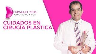 Cuidados en Cirugía Plástica