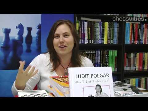 Judit Polgar on her book How I Beat Fischer
