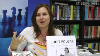 Judit Polgar on her book How I Beat Fischer