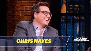 Chris Hayes Had the Best Day on Social Media When Tucker Carlson Attacked Him