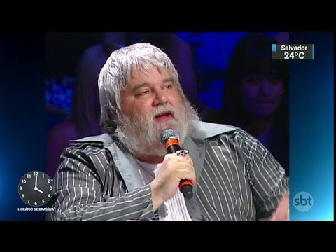 Arnaldo Saccomani comenta morte de Miranda | SBT Notícias (23/03/18)