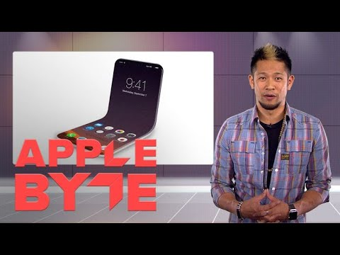 Apple could be working on a foldable iPhone (Apple Byte)