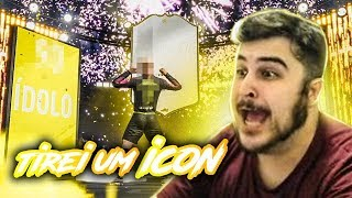 TIREI UM ICON NO PACK OPENING DO FIFA 19 Ultimate Team