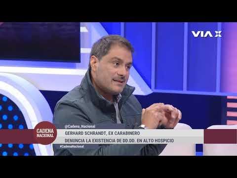 Ex Funcionario Acusa Silencio De Carabineros Tras El Hallazgo De Posibles Osamentas De DD.DD.