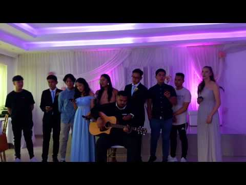 Rest of my life. By Bruno Mars Cousins Jamming