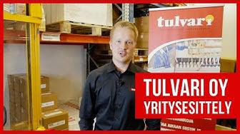 Yritysesittely - Tulvari Oy