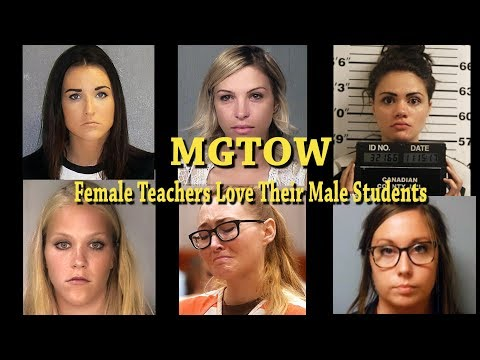 MGTOW Female Teachers Love Their Male Students