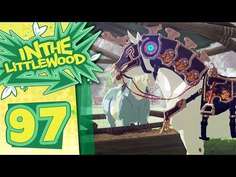 The Legend Of Zelda: Breath Of The Wild - Part 97 - Ancient Horse Rumors