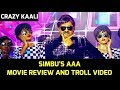 Simbu S AAA Review And Troll Video mp3