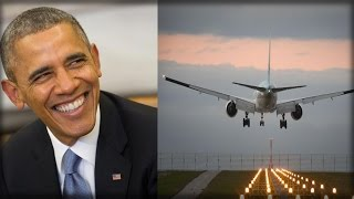 SHADOW GOVT: OBAMA'S PLANE TAKES UNEXPECTED DETOUR, HOURS LATER TRUMP GETS BAD NEWS