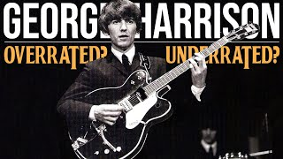 Was George Harrison a Good Guitarist?!   Friday Fretworks